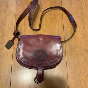 Frye Crossbody excellent condition